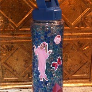 Jojo Siwa water bottle triple sealed